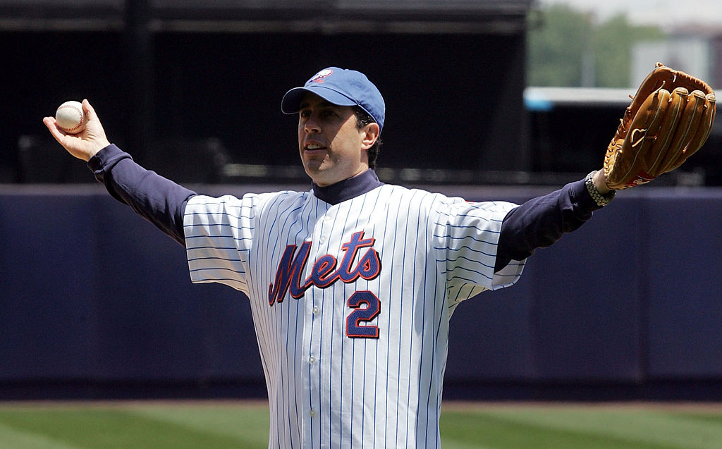 Jerry Seinfeld is a lifelong Mets fan, and he won't waver.