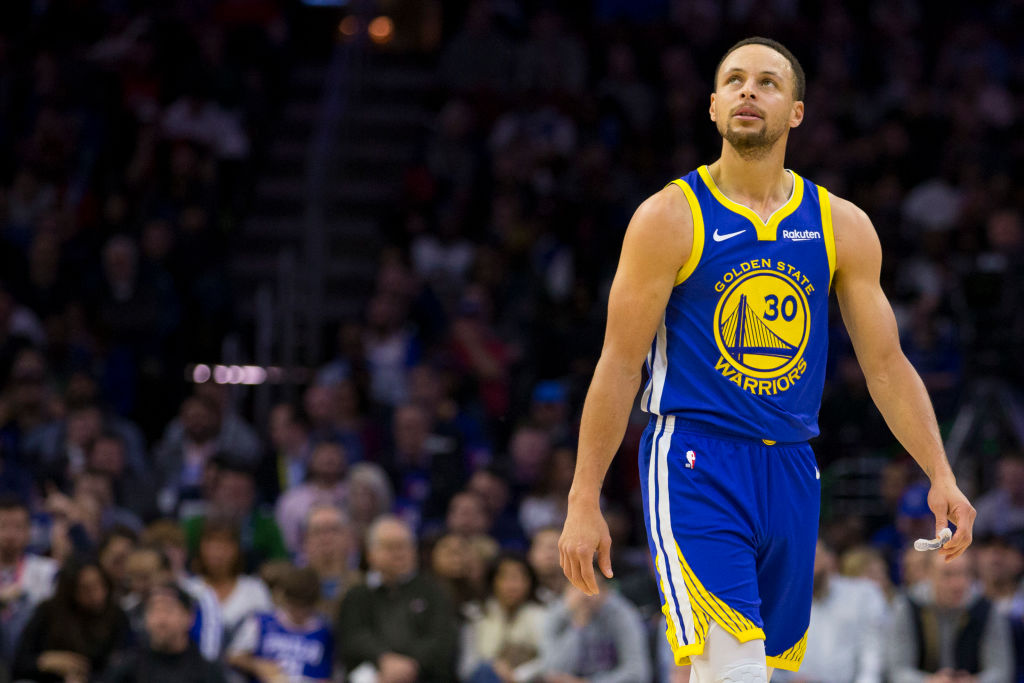 Stephen Curry will be surrounded by several new faces when the Warriors start the 2019-20 NBA season.