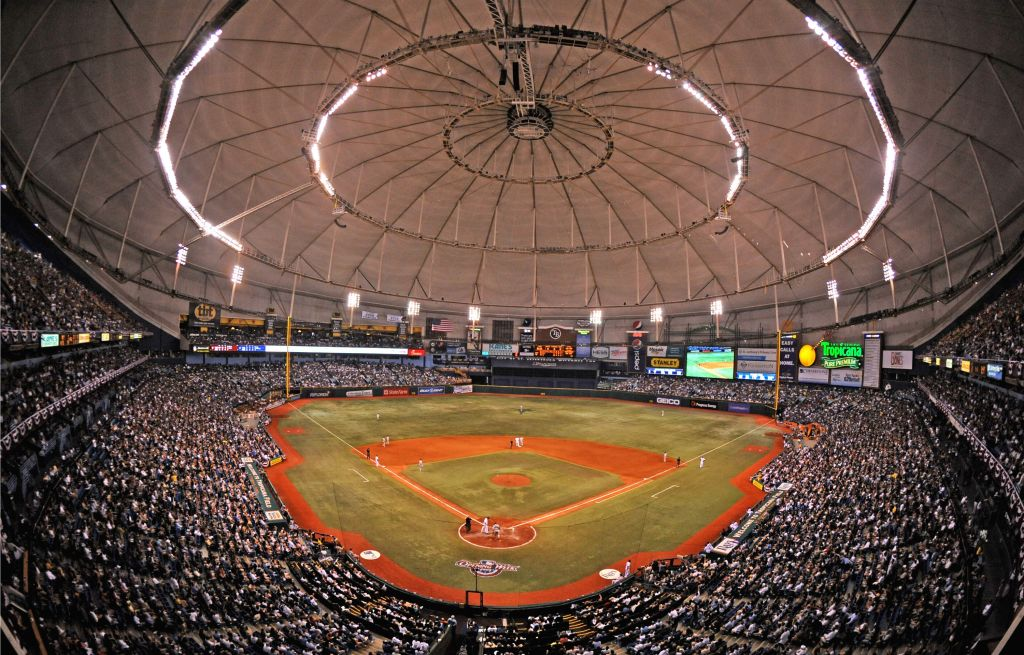 Tampa Bay MLB Stadium