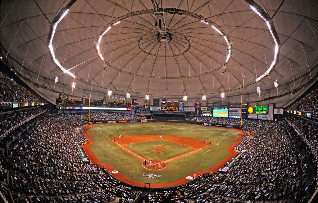Tampa Bay MLB Stadium