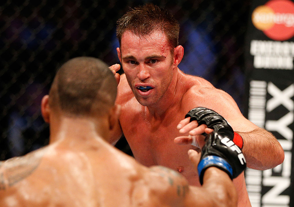 Joining the growing list of vegan athletes isn't hurting Jake Shields' performance at all.