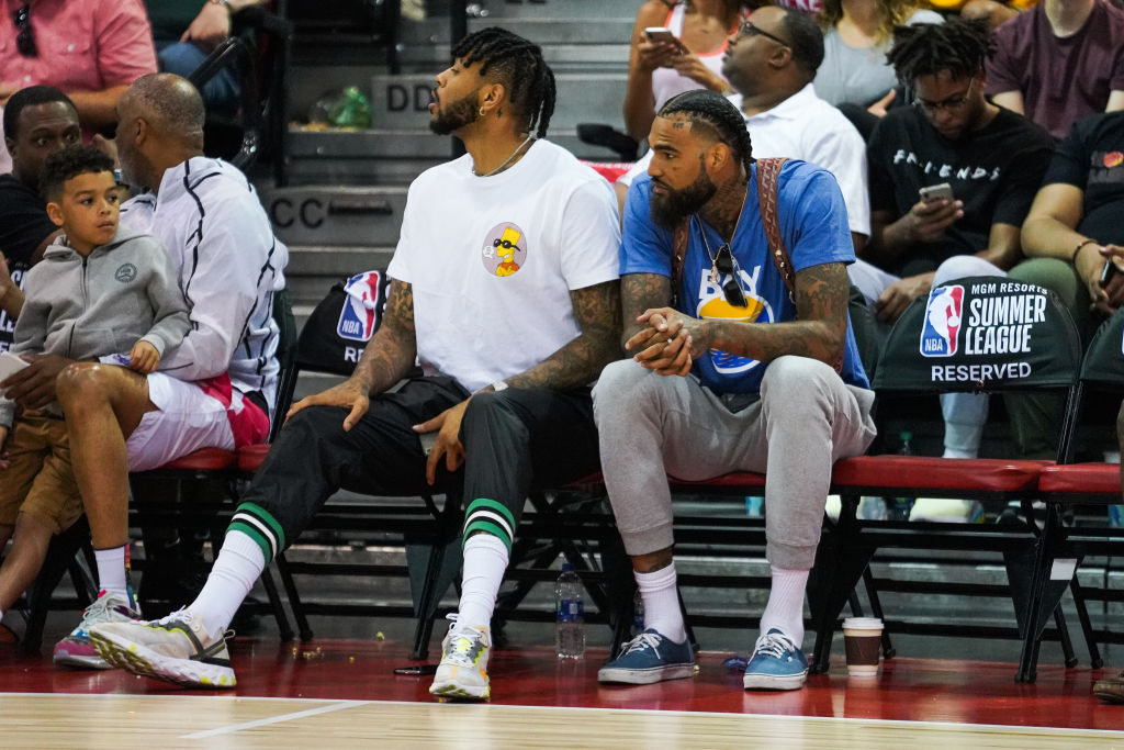 Willie Cauley-Stein (right) missed several calls from the Golden State Warriors, but the team still signed him.