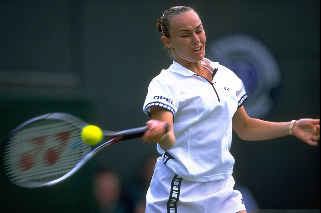 Martina Hingis' early exit in 1999 is one of the biggest women's Wilmbledon upsets ever.