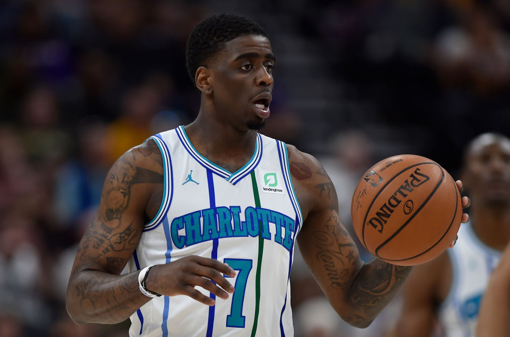 Dwayne Bacon and the Charlotte Hornets were losers during NBA free agency in 2019.