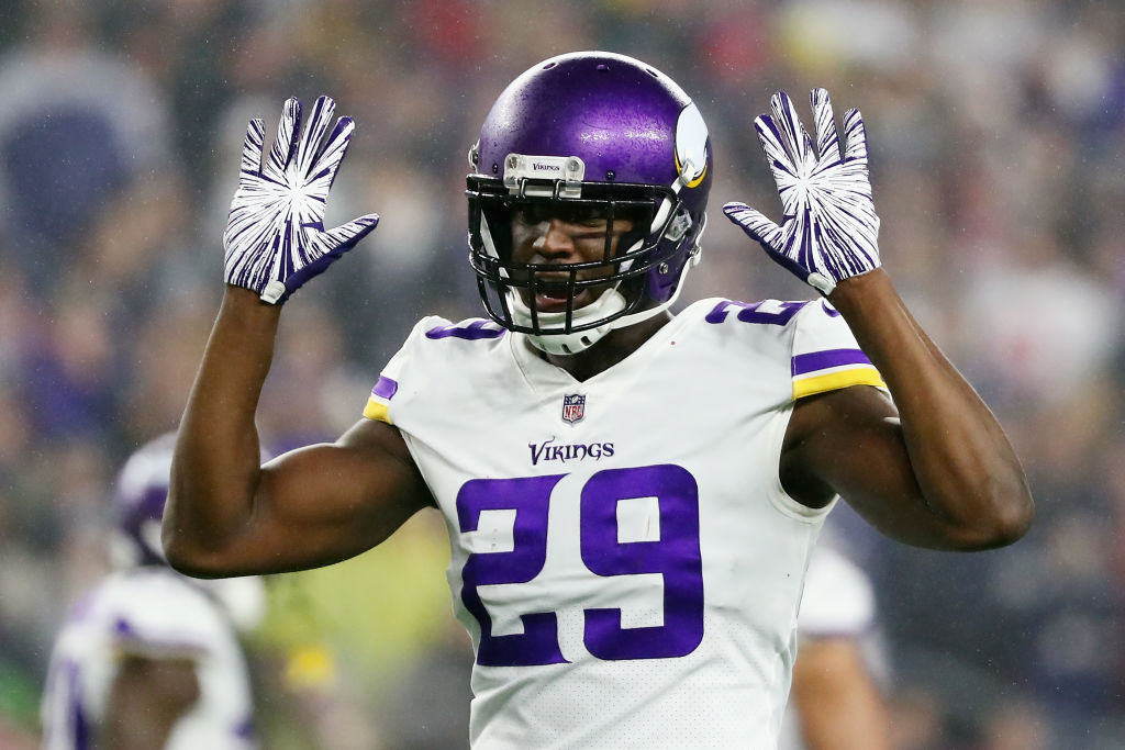 The Vikings Xavier Rhodes is different from most NFL cornerbacks -- he actually respects his opponents.