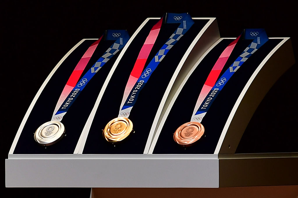 The 2020 Olympics hosted by Japan in and around Tokyo will have some of the most unique medals ever.
