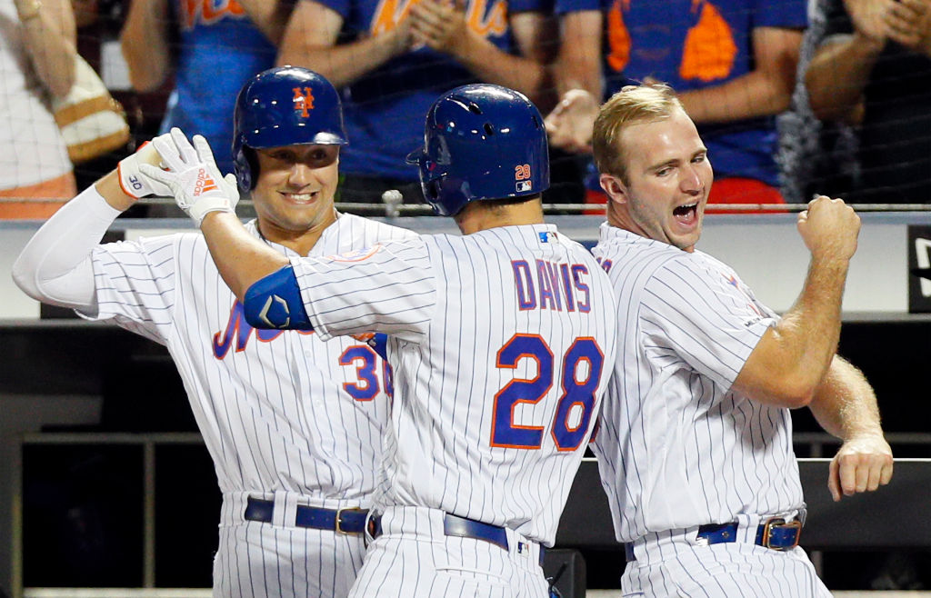 We might see version 2.0 of the Miracle Mets, starring Michael Conforto, J.D. Davis, and Pete Alonso, in 2019.