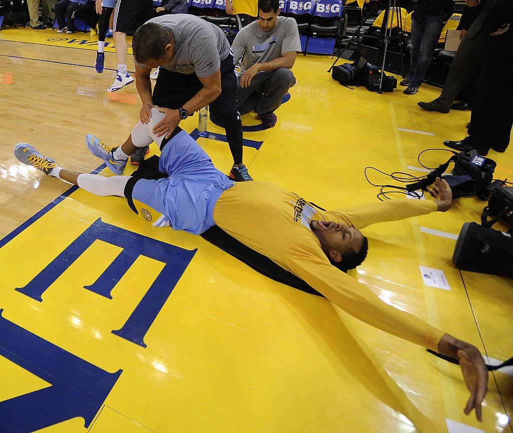 NBA players who do yoga