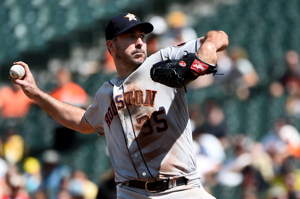 Justin Verlander and the Astros pitching staff has Brent Strom to thank for a lot of their success.