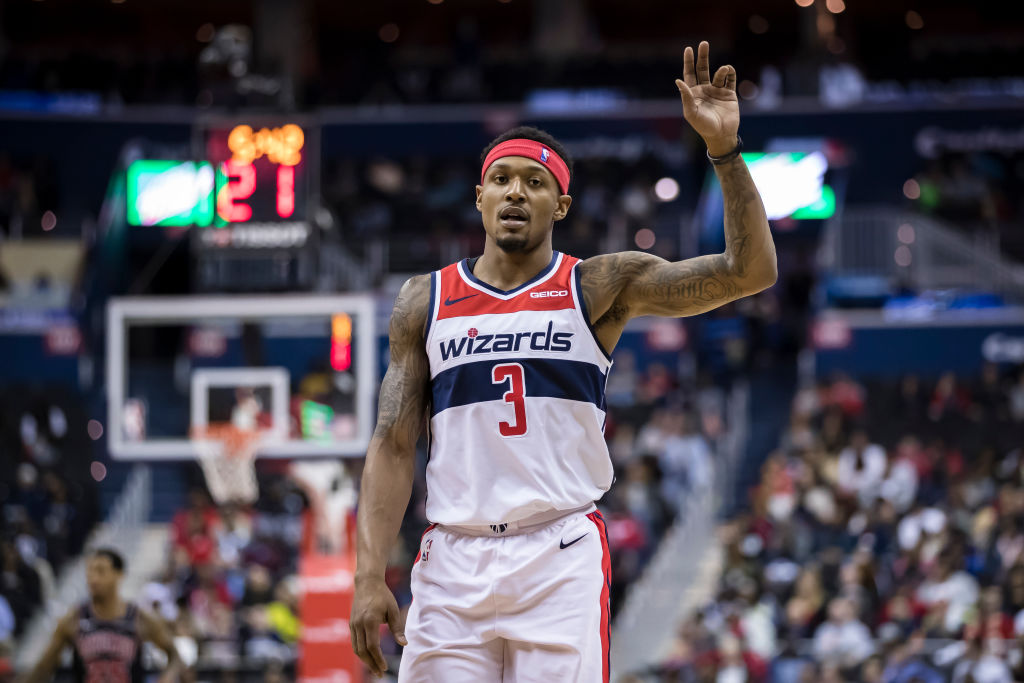 Bradley Beal should think long and hard before signing the contract extension the Wizards gave him.
