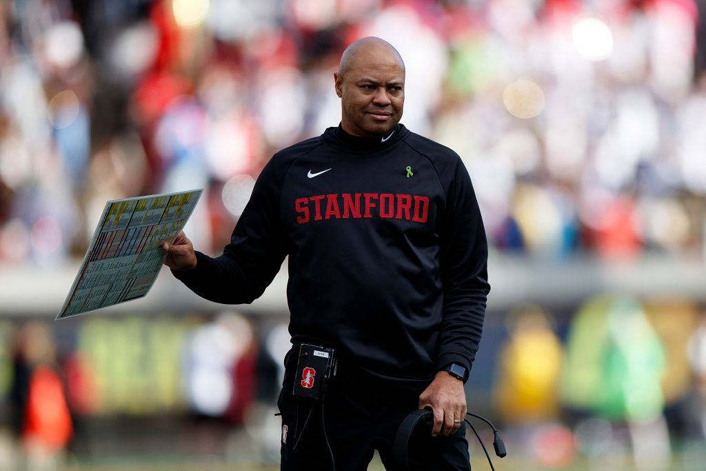 Stanford coach David Shaw believes it's just a matter of time before the College Football Playoff field expands to eight teams.