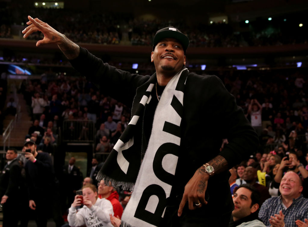 Carmelo Anthony deserves a chance to end his NBA career on his terms.