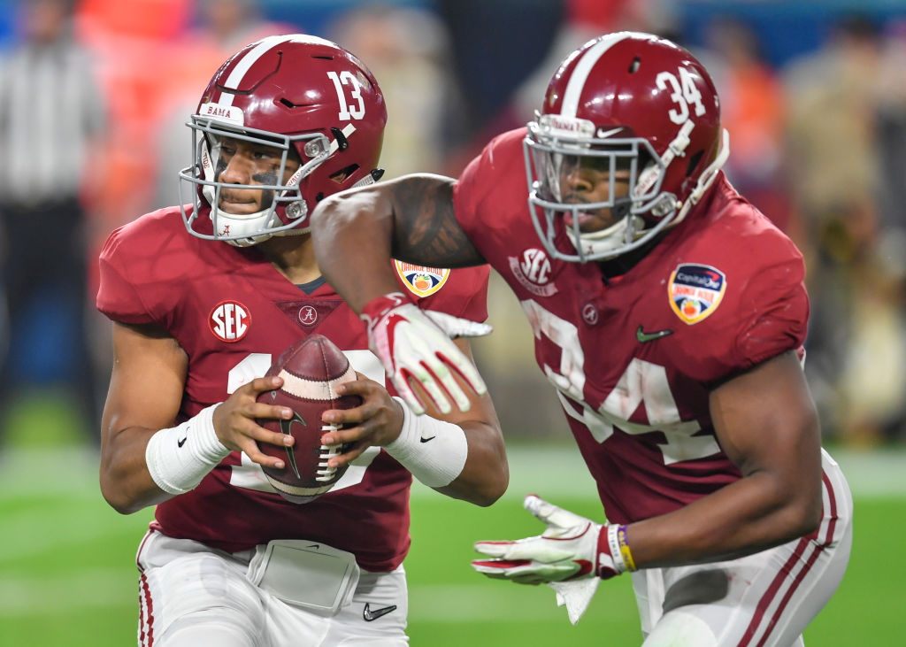 Alabama has one of the easiest nonconference schedules in college football in 2019.