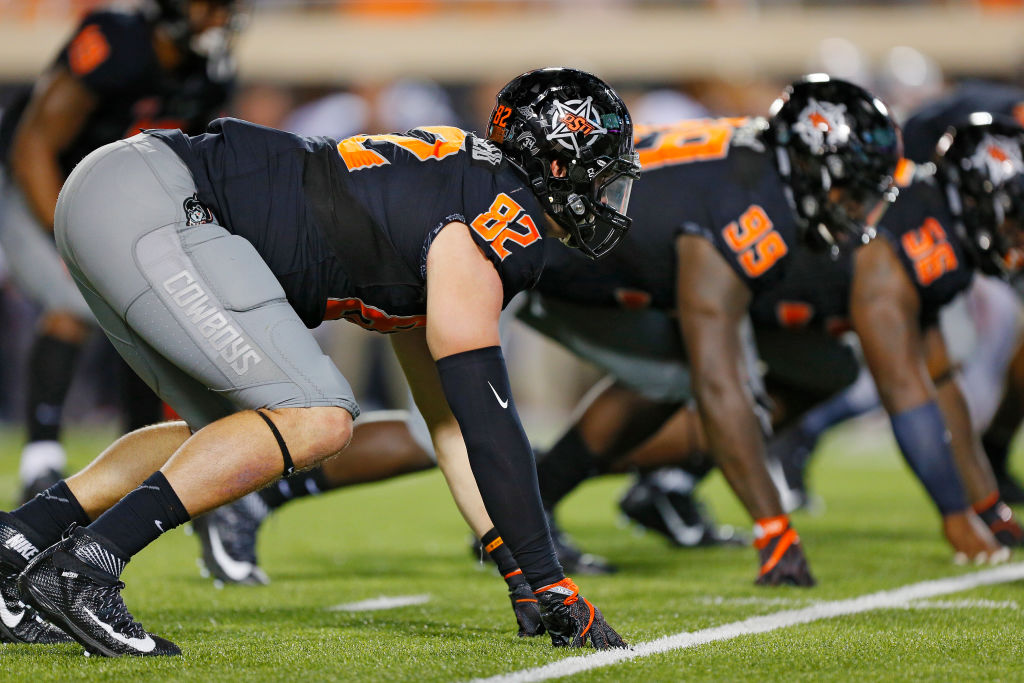 Oklahoma State has one of the easiest nonconference schedules in college football in 2019.