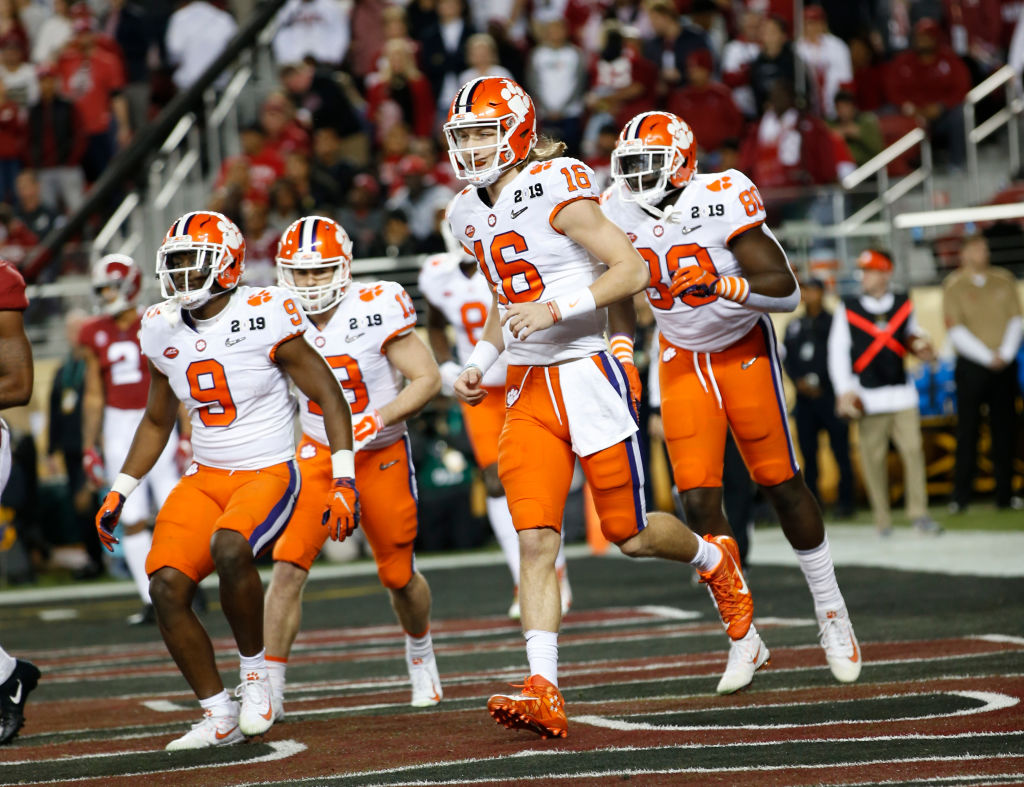 Clemson has a great chance to be one of the few undefeated college football teams in 2019.