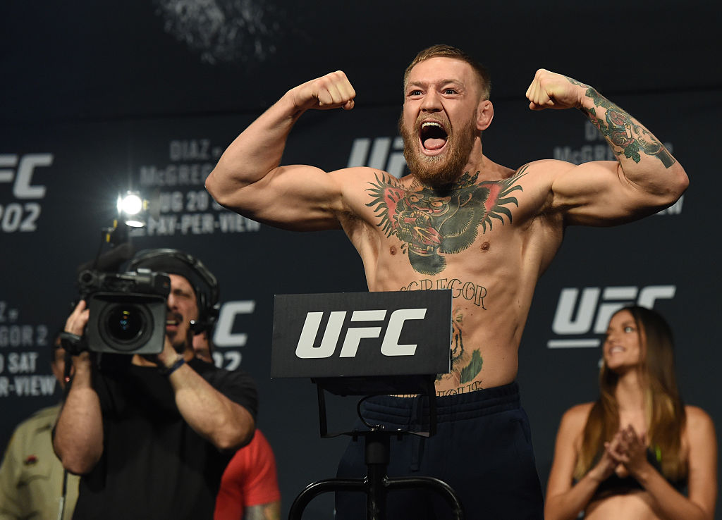 6 Tips From Conor McGregor's Diet & Fitness Routine