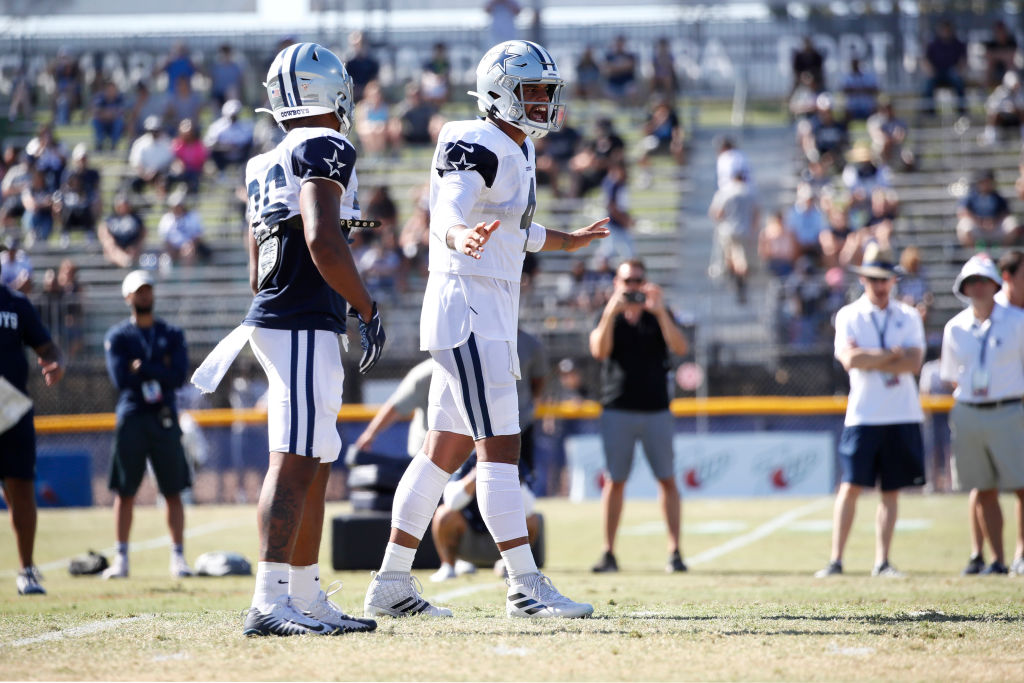 Dak Prescott and the Dallas Cowboys head to Oxnard, California for part of training camp, but there's one reason the players might not care for it.