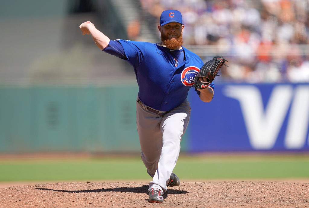 Injuries haven't helped the Cubs bullpen, including issues with Craig Kimbrel.