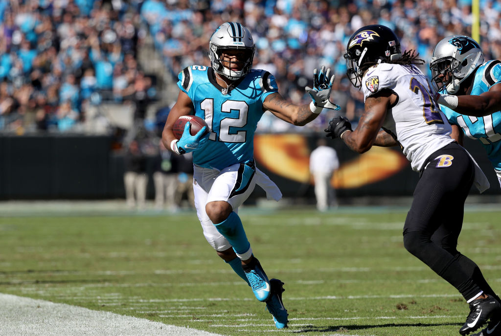 DJ Moore Fantasy Football Sleeper