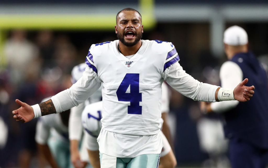 Dak Prescott might be out of his mind for turning down a contract extension, and the Cowboys might be crazy to offer him one.