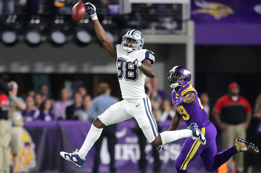 What Were Dez Bryant S Best Seasons In The Nfl
