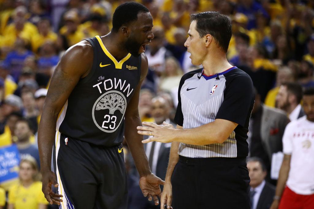2019 NBA Finals - Draymond Green
