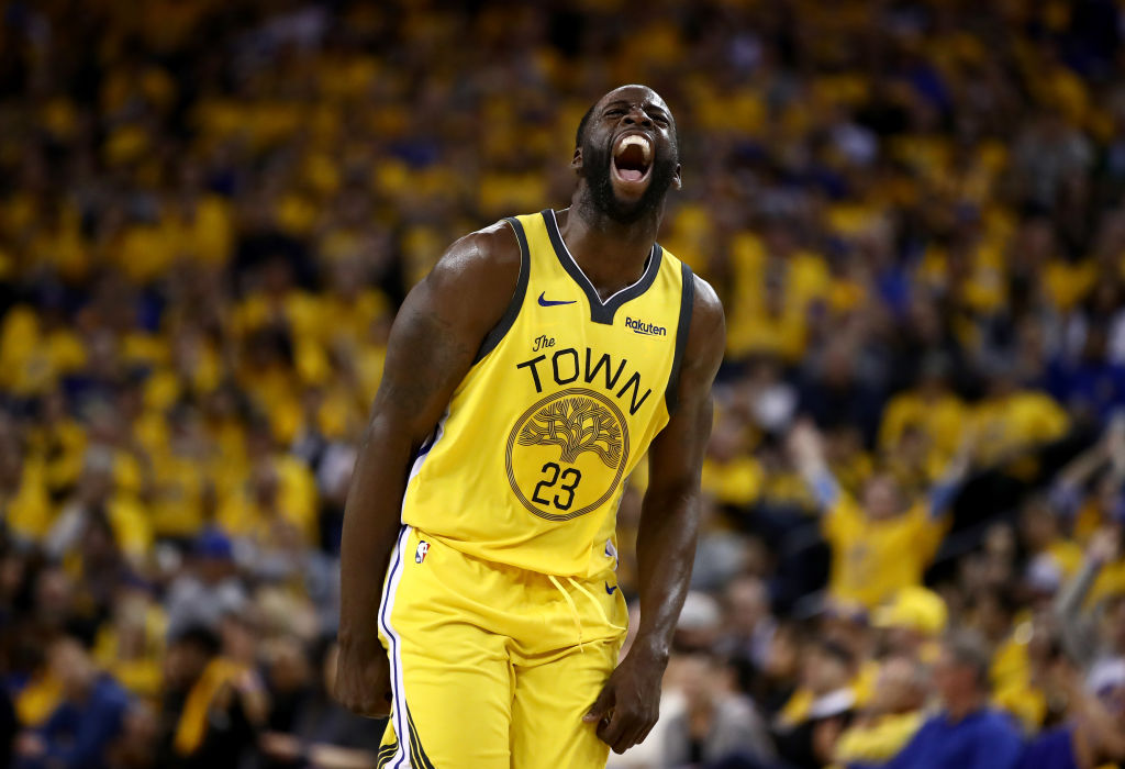 Draymond Green signing an extension with the Warriors means there will be one less marquee NBA free agent in 2020.