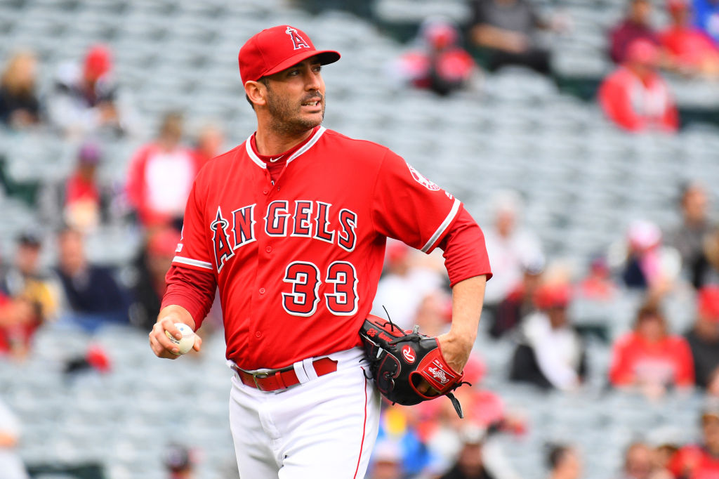Can starting pitcher Matt Harvey jumpstart his MLB career after being released by the Angels?
