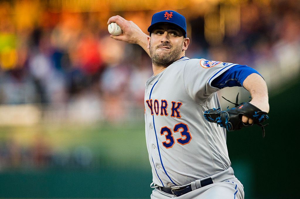 Starting pitcher Matt Harvey enjoyed success with the Mets, but then his career went into a tailspin.