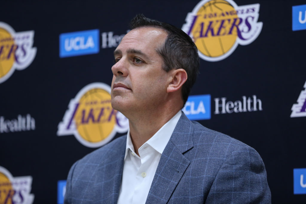 Frank Vogel brings a defensive mindset, which could be just what the Los Angeles Lakers need.