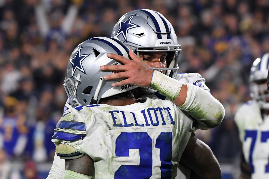 Ezekiel Elliott's return is a necessity to Dallas's success