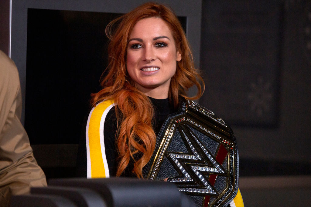 "Becky Lynch is ""The Man""... let's get her some more compelling rivalries"