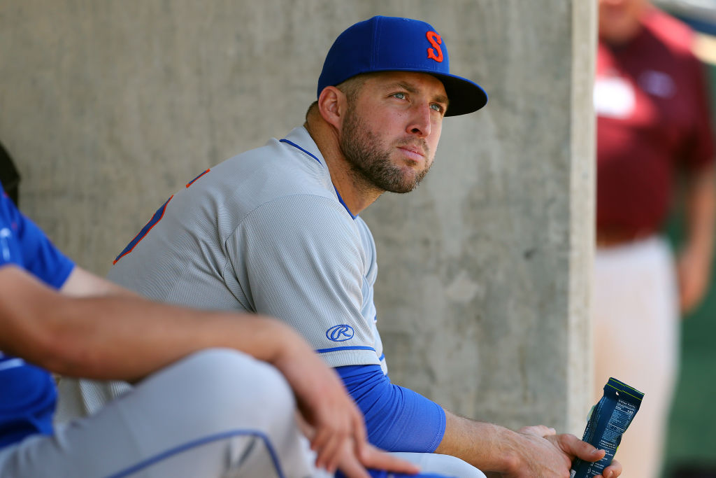 Tim Tebow has plenty of options for life after baseball