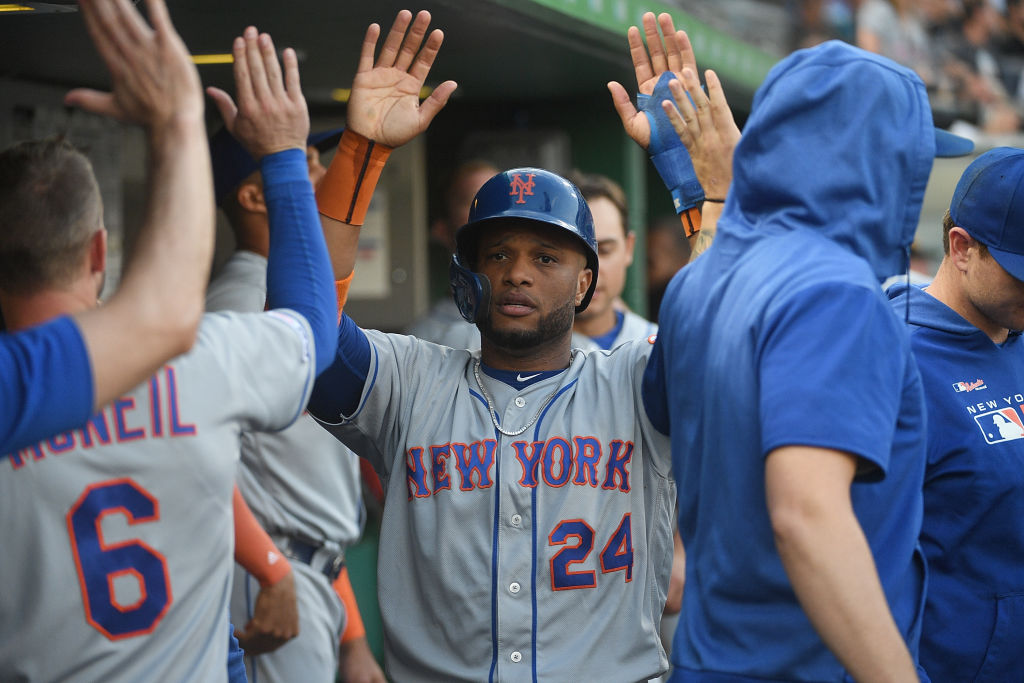 Robinson Cano hopes to return to form with the Mets