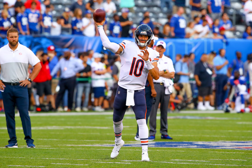 Mitchell Trubisky could be in line for a great season in 2019