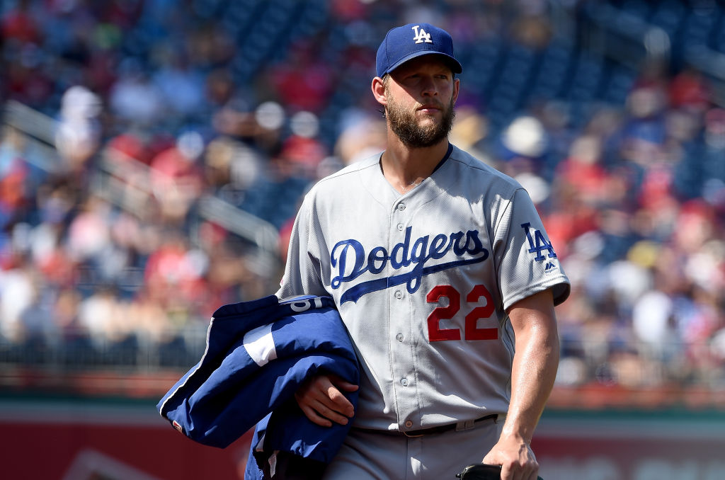 Clayton Kershaw is still looking for his first World Series championship