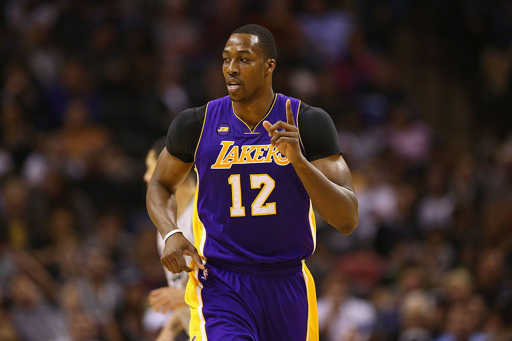 Dwight Howard has one more chance to prove himself