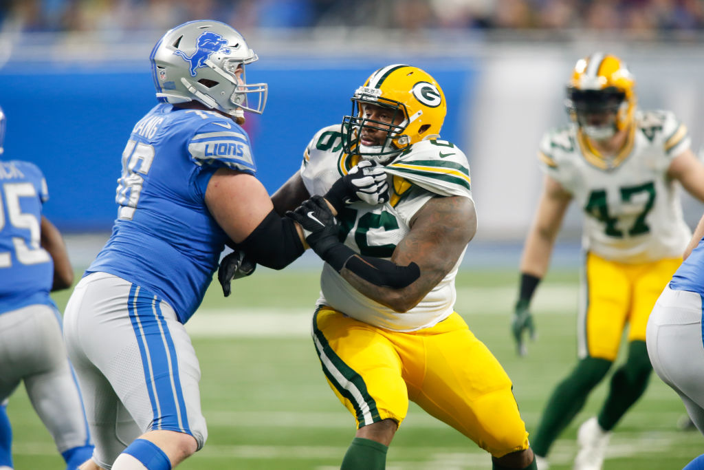 After getting cut by the Green Bay Packers, Mike Daniels quickly signed with the Detroit Lions for 2019.