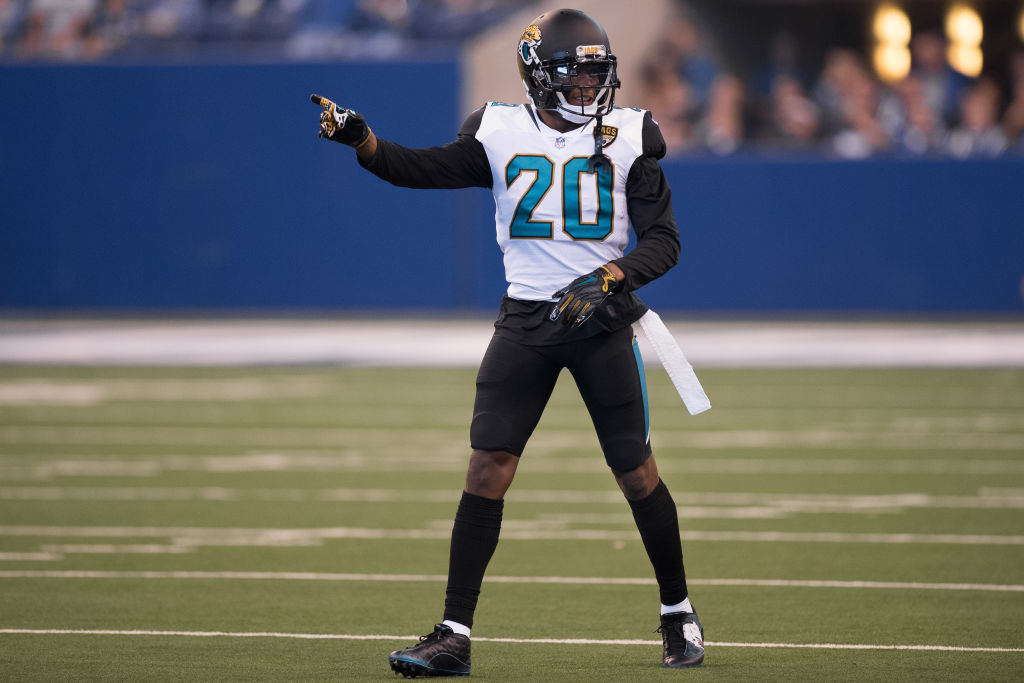 Jalen Ramsey might already be looking ahead to leaving the Jacksonville Jaguars.