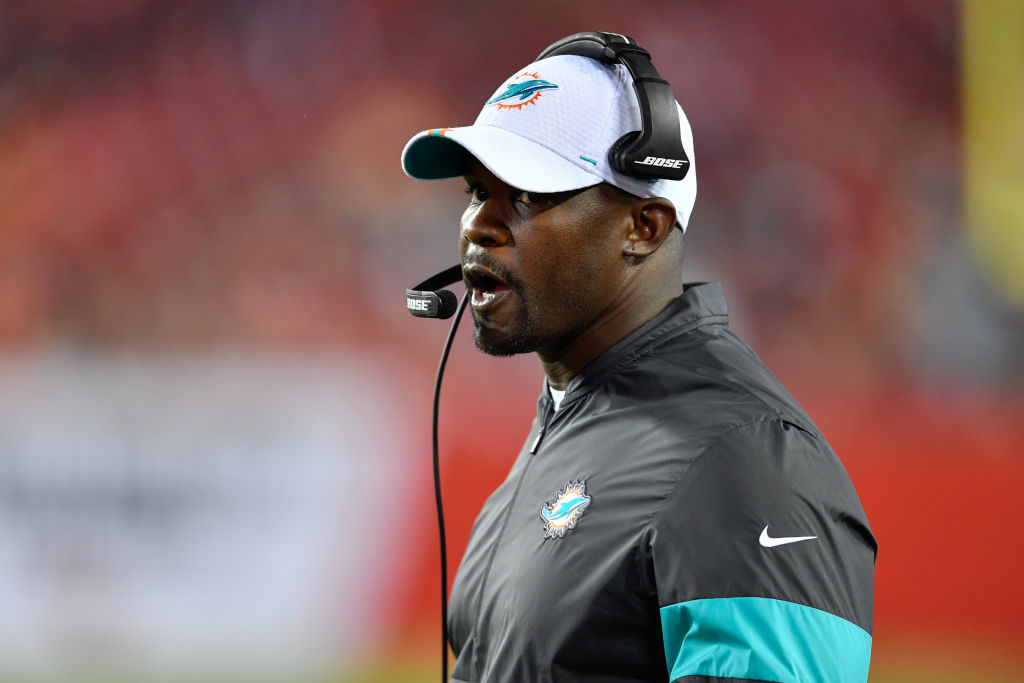 New Dolphins head coach Brian Flores could help Josh Rosen win the NFL Comeback Player of the Year award.
