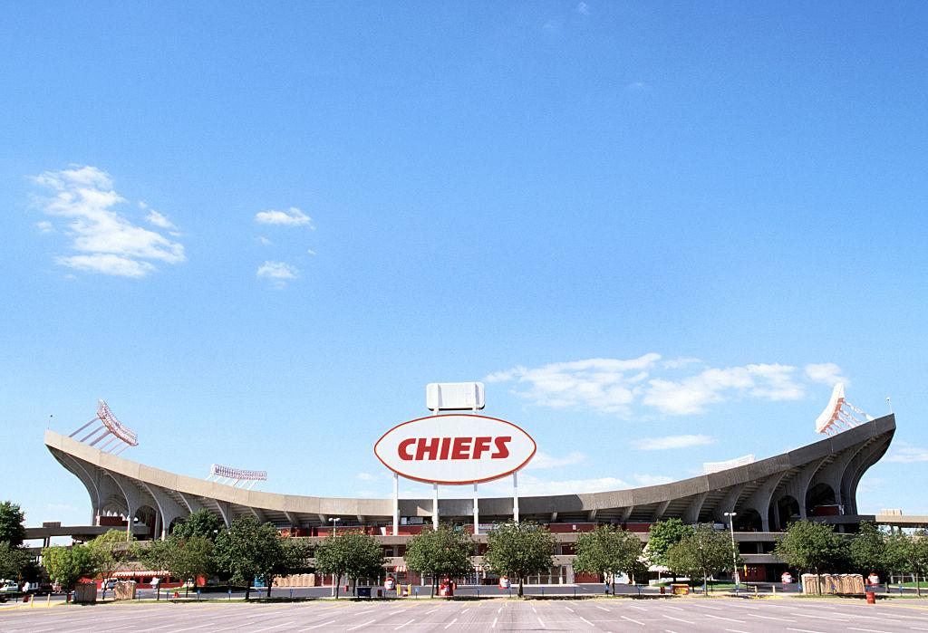 Kansas City Chiefs - Oldest stadiums