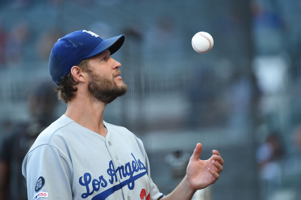 Dodgers pitcher Clayton Kershaw found a way to be effective despite decreased velocity.