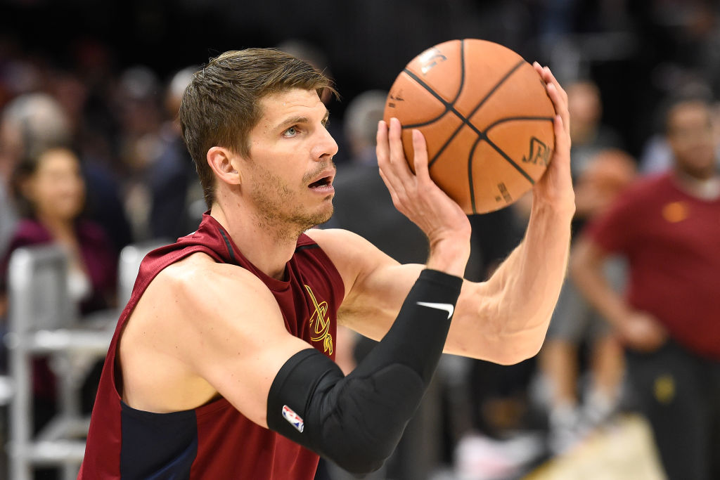 Kyle Korver had several suitors duting NBA free agency, but he picked the Bucks over the 76ers and others.