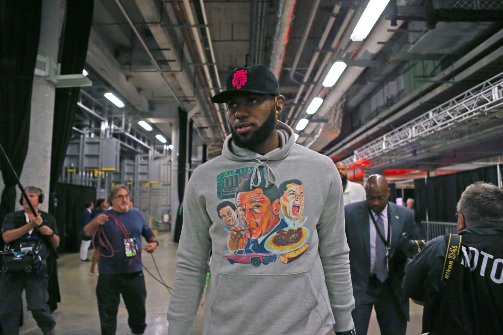 Sports psychologists and LeBron James