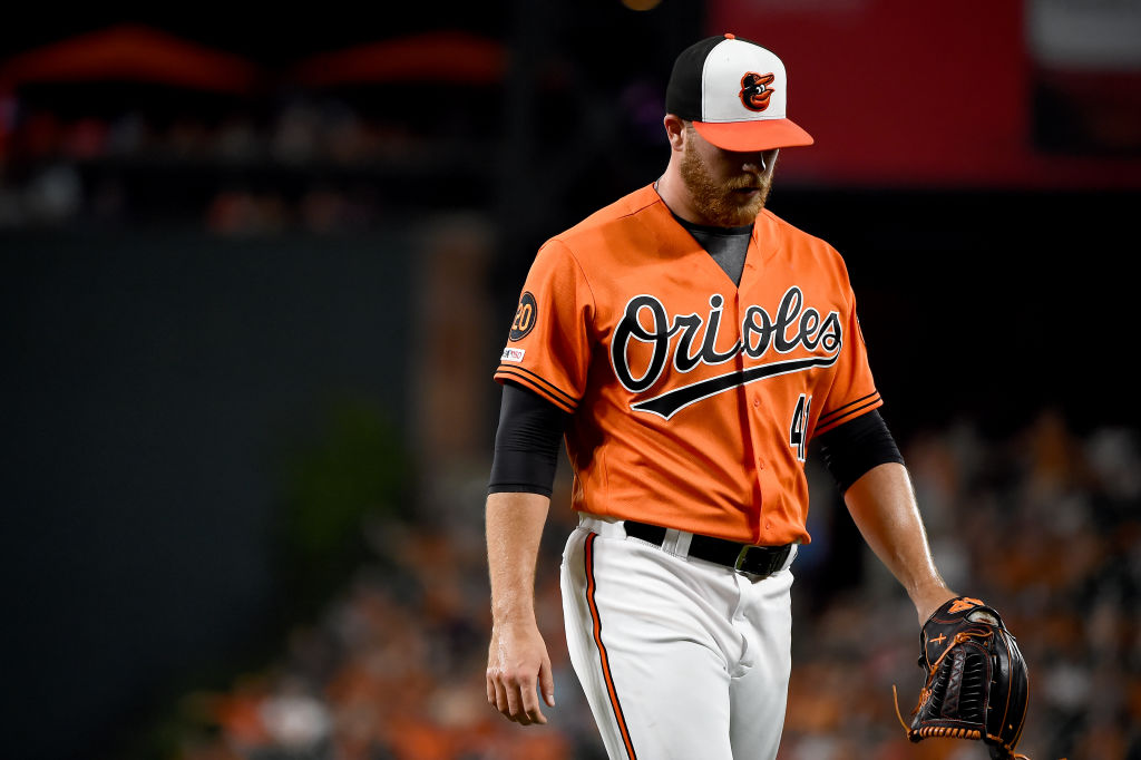 David Hess and the Orioles pitching staff have surrendered a ton of home runs during the MLB power surge of 2019.