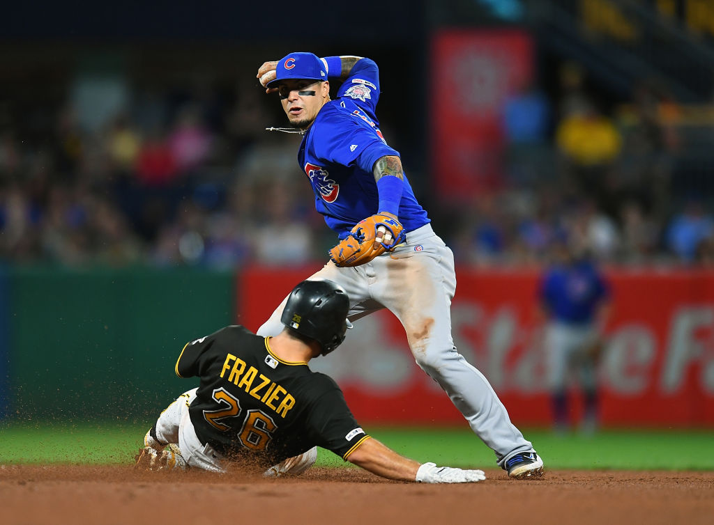 The Cubs Javier Baez has one of the top-selling MLB jerseys in 2019.