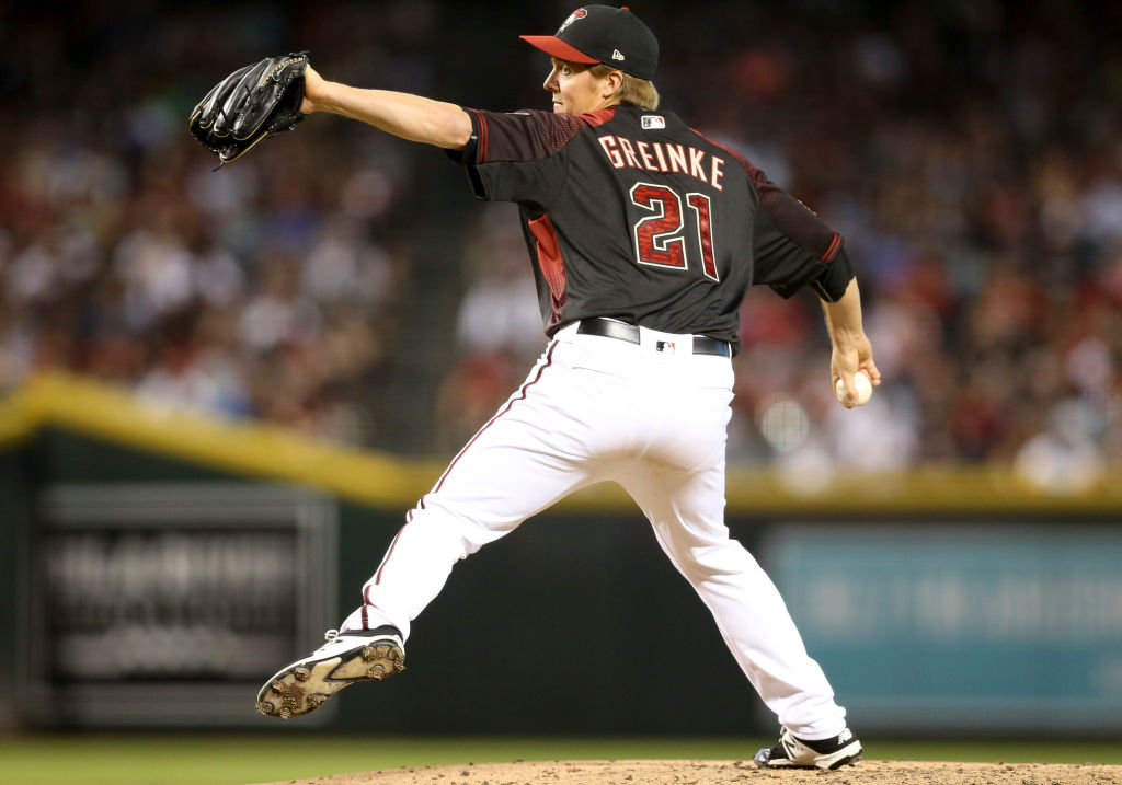 Zack Greinke to the Astros was the biggest shock move at the MLB trade deadline.
