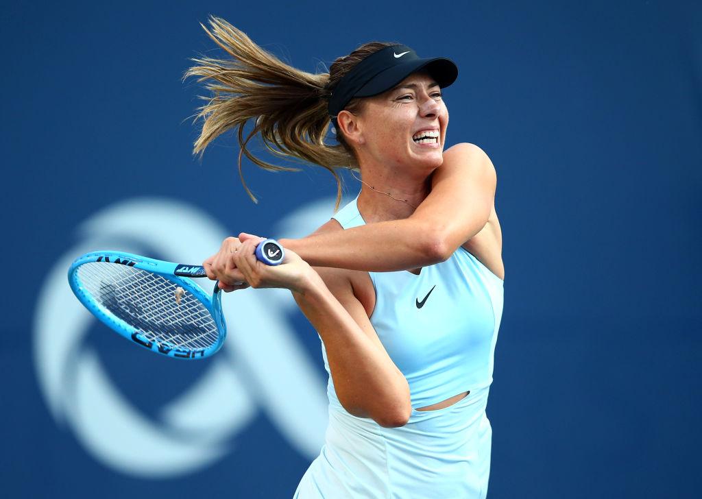 Rogers Cup Toronto - Maria Sharapova of Russia