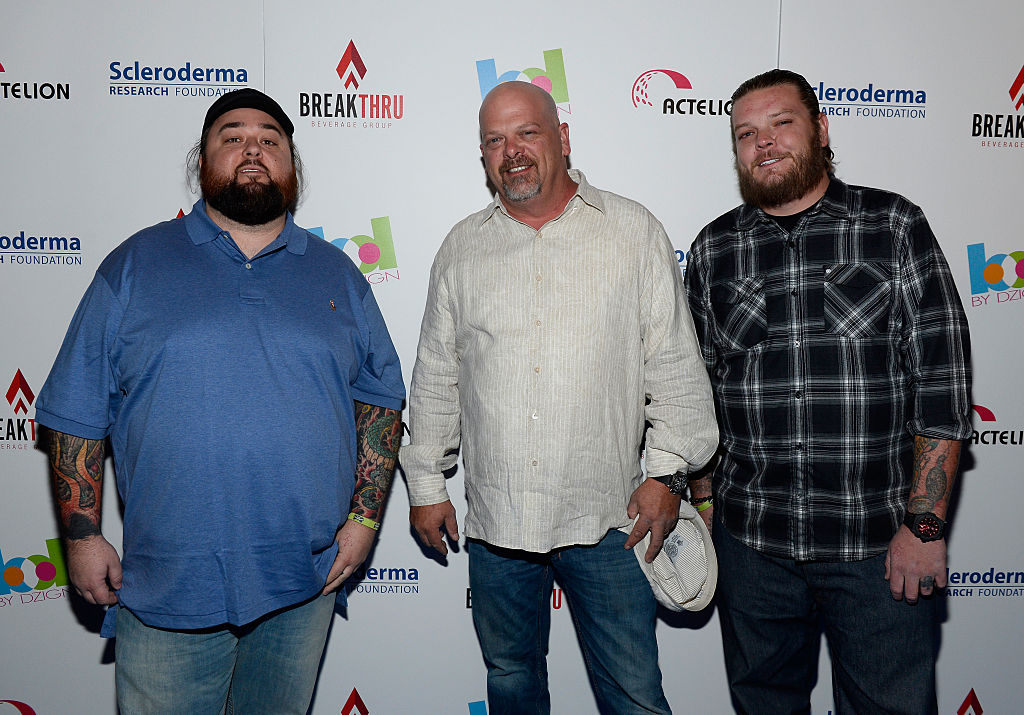 The crew from TV's Pawn Stars helped Mark May recover his lost Super Bowl rings.