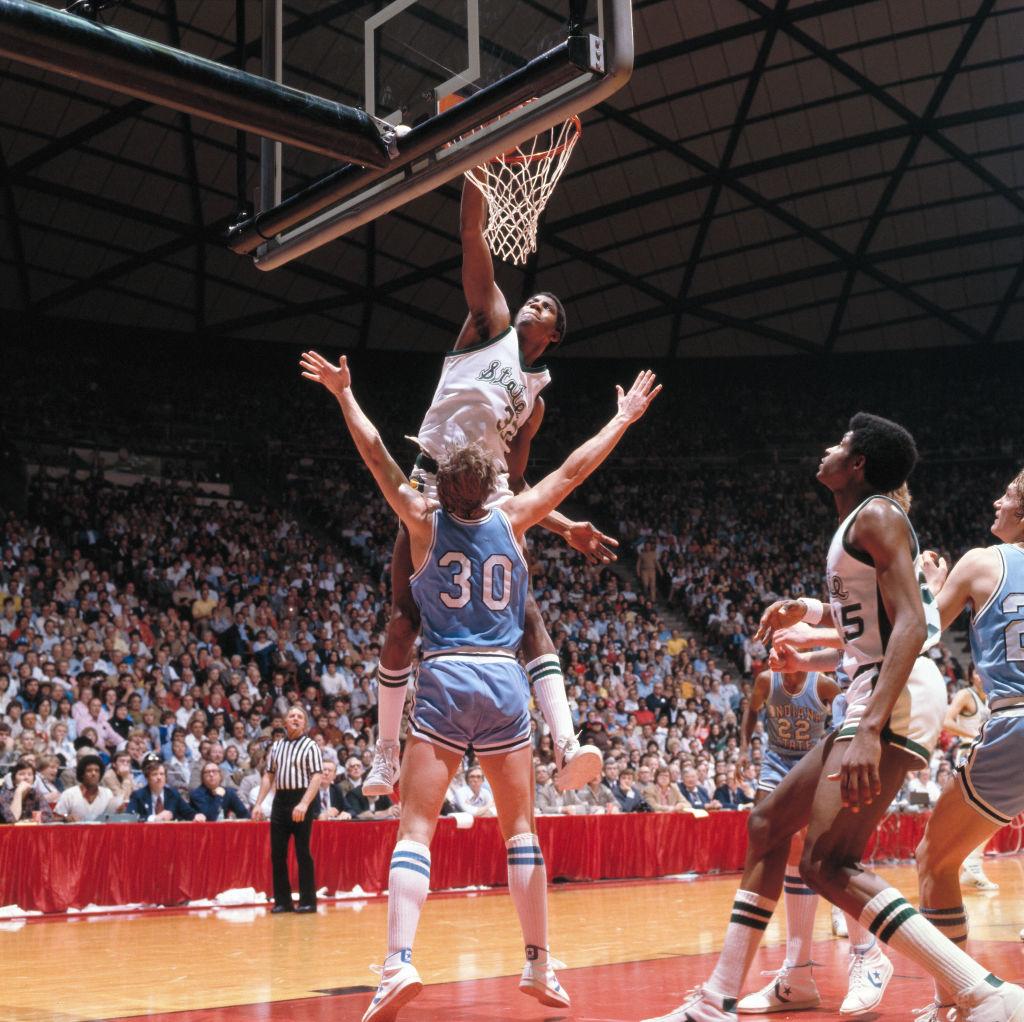 Magic Johnson - Michigan State